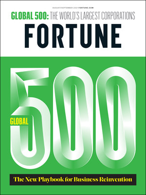 The 2021 FORTUNE Global 500 Cover