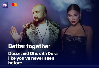 """""""Better Together"""" Concert with Douzi and Dhurata Dora sponsored by OneFor money app"""