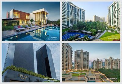 Residential Portfolio of Panchshil Realty at Pune